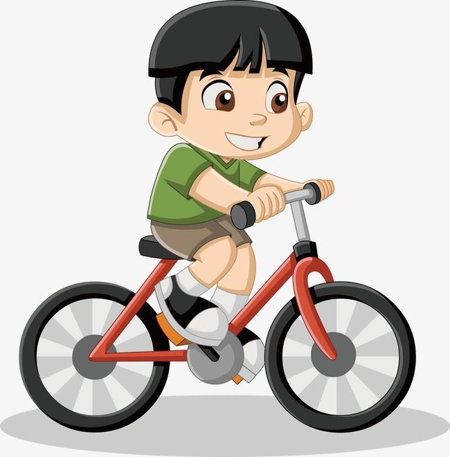 Boy Riding A Tricycle Png - Little Boy Riding A Bike Vector, Boy Vector, Bike Vector, Little ...