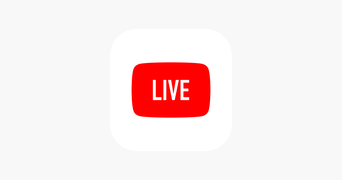 Youtube Live Png - Live for YouTube on the App Store