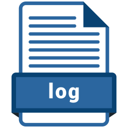 Log File Icon Of Colored Outline Style Png Images Pngio