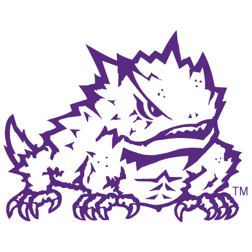 Horned Frog Png - logo_-Texas-Christian-University-Horned-Frogs-Frog - Fanapeel