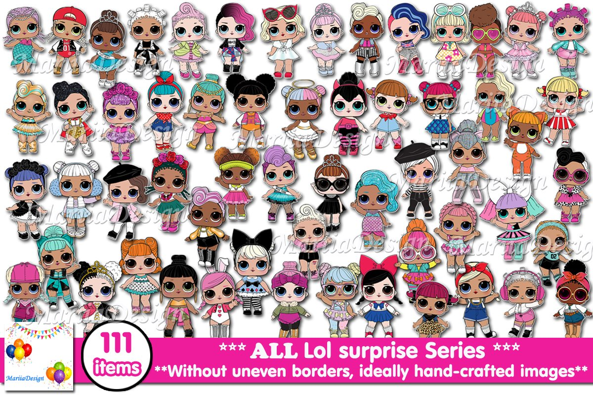 Lol Surprise Clipart 111 Png Lol Surp 706950 Png