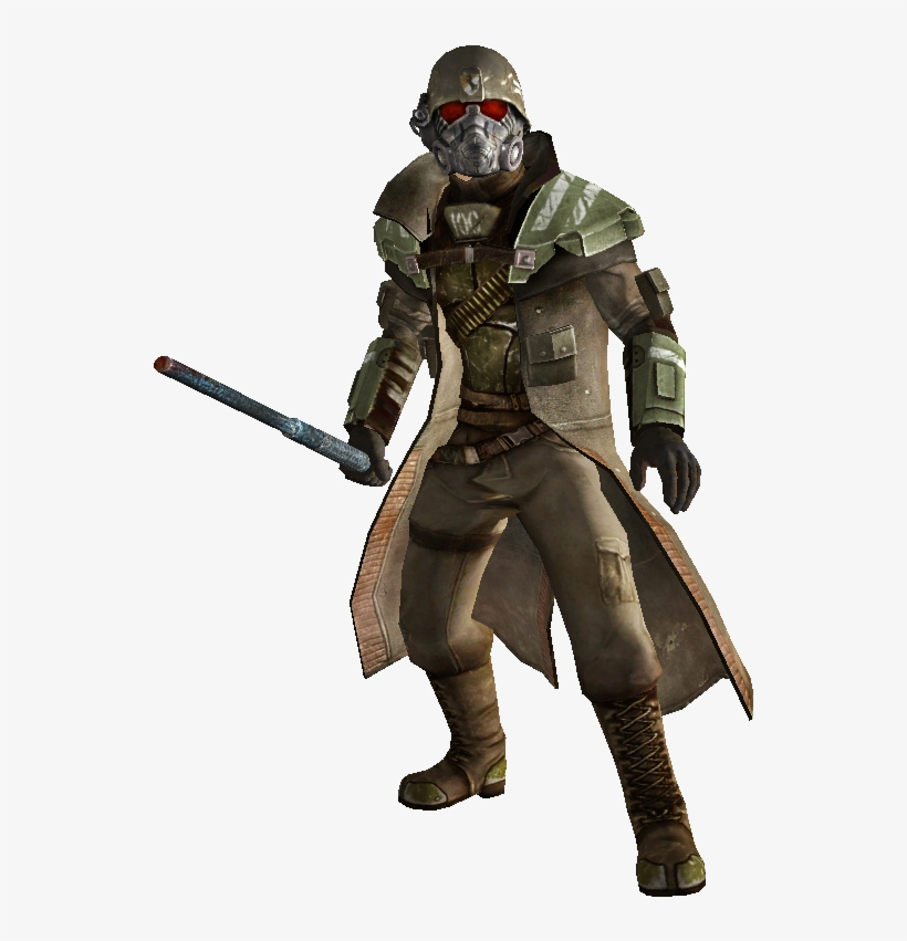 Fallout New Vegas Png - Lonesome Road) Are Both Items From Fallout New Vegas - Fallout New ...