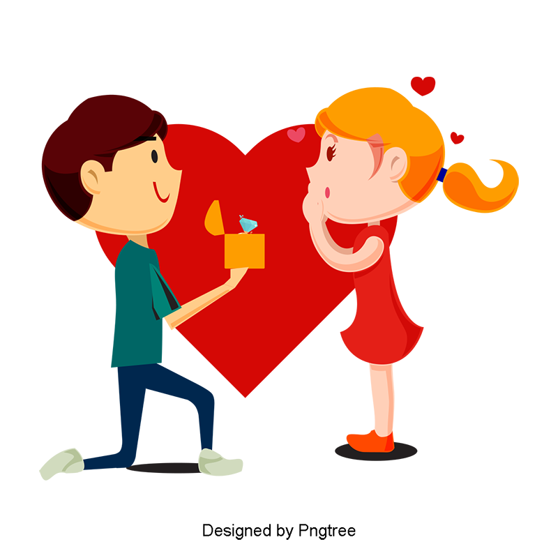 Couple In Love Png - Love Couple, Love Clipart, Cartoon, Love #161095 - PNG Images - PNGio