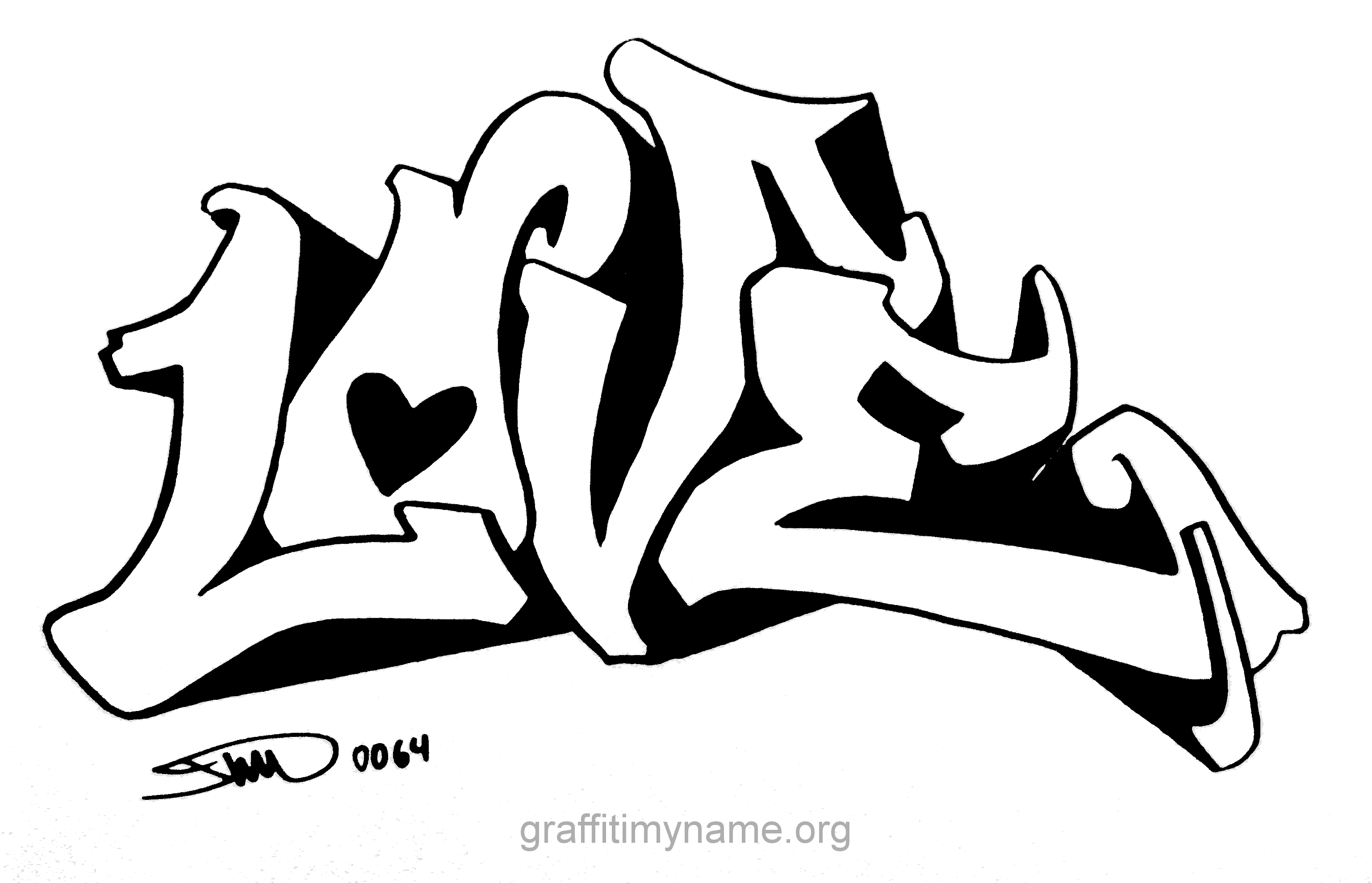 graffiti word coloring pages | Home / Graffiti My Name / Your Name ... | 1976x3072