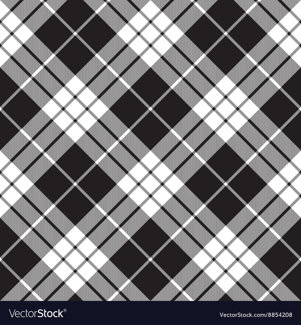Plaid Background Png - Macleod tartan black and white seamless background