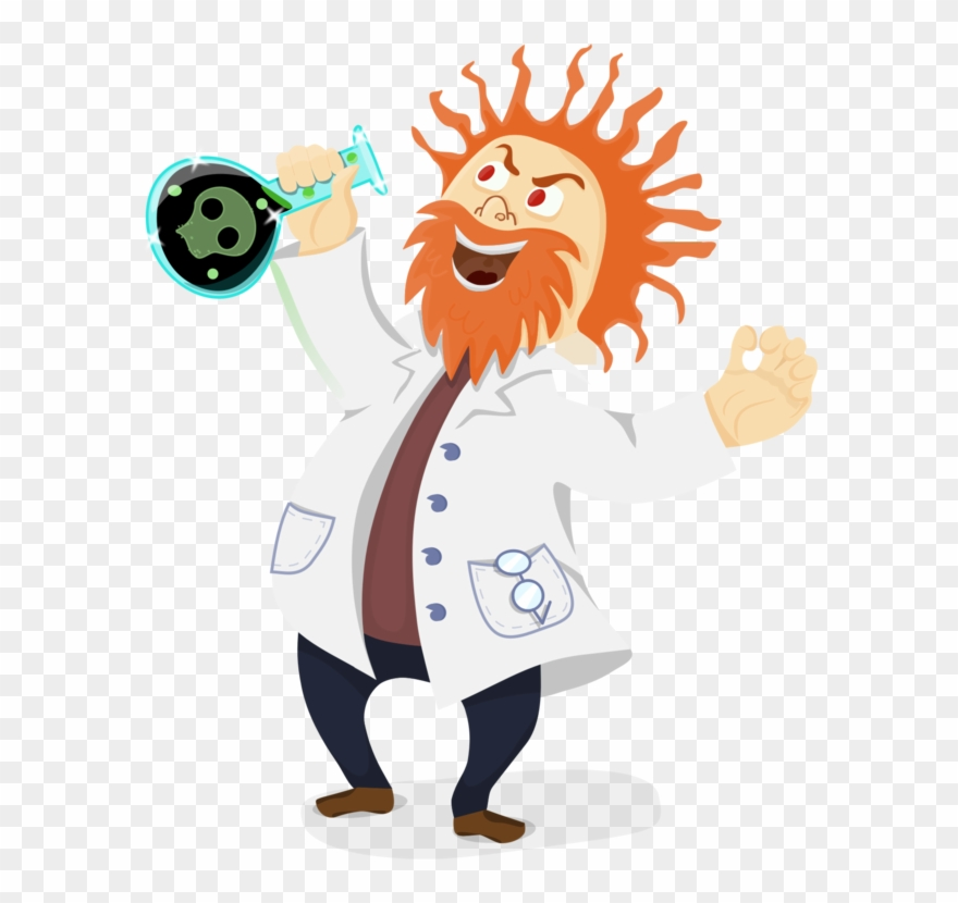 Computer Research Png - Mad Scientist Science Research Computer Icons - Scientist Clipart ...