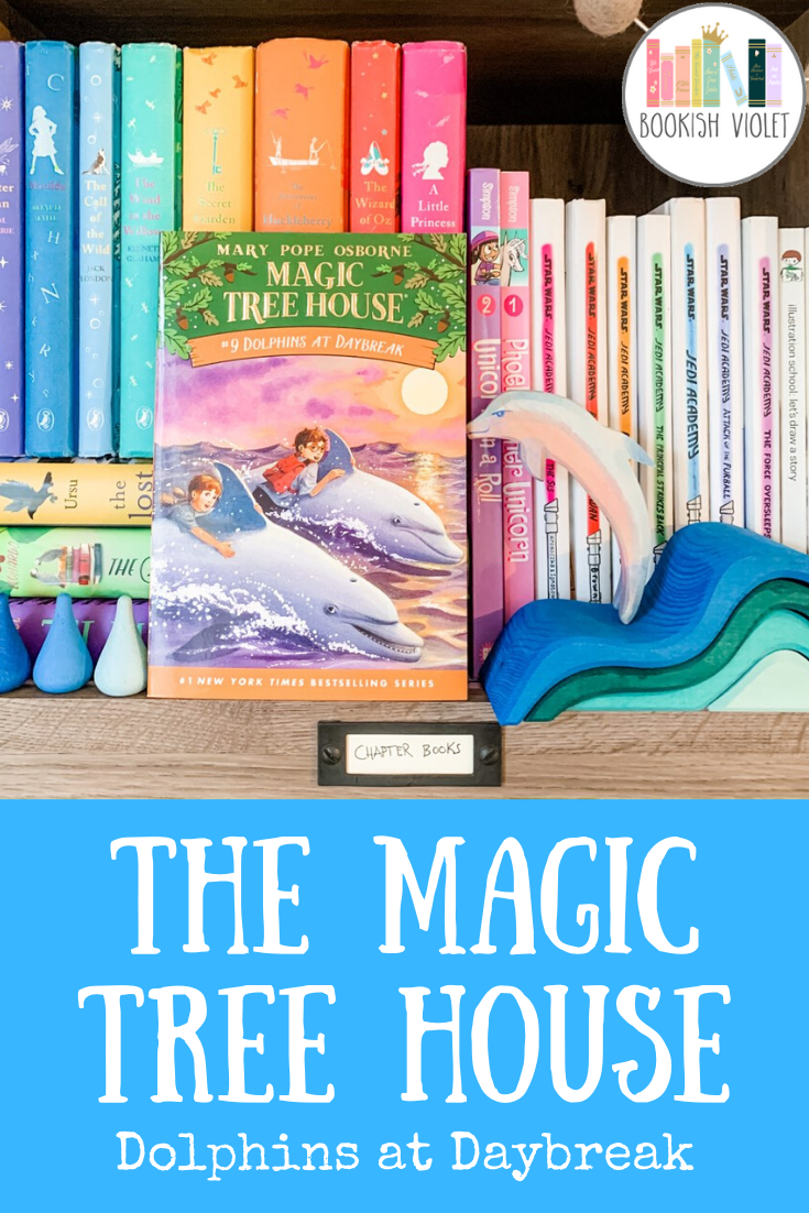 Dolphins At Daybreak Png - Magic Tree House Dolphins at Daybreak | Magic treehouse, Tree ...