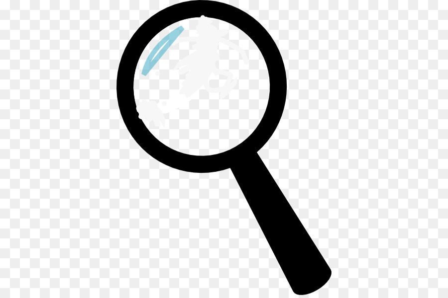 Magnifying Glass Clipart Png - Magnifying Glass Drawing png download - 432*594 - Free Transparent ...