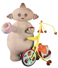 In The Night Garden Png - Makka Pakka | In The Night Garden Wiki | Fandom
