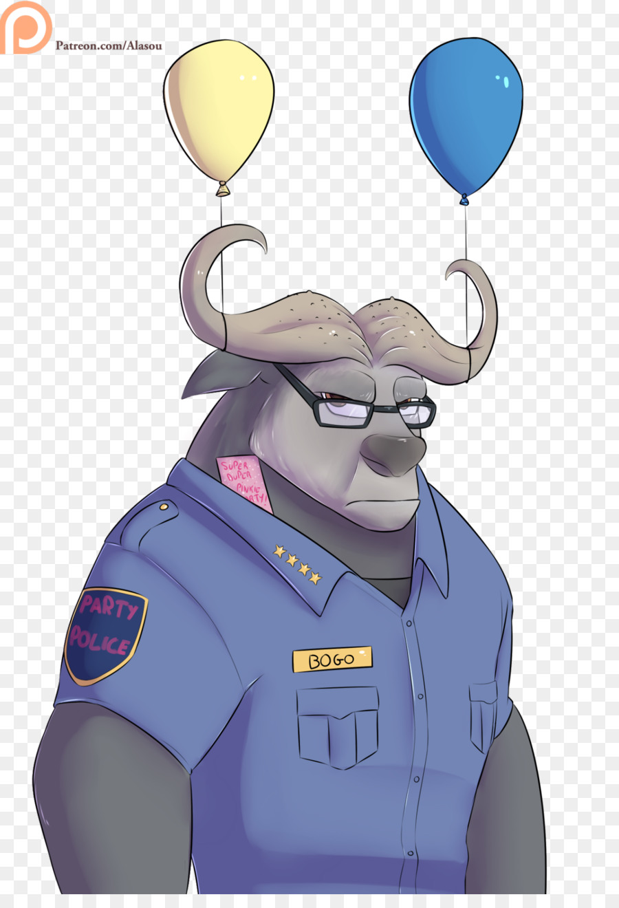 Chief Bogo Png - Male Police png download - 1280*1849 - Free Transparent Chief Bogo ...