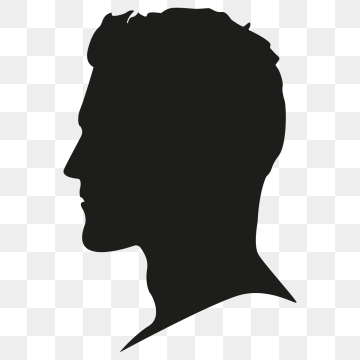 Head Silhouette Png - Male Silhouette Png, Vector, PSD, and Clipart With Transparent ...