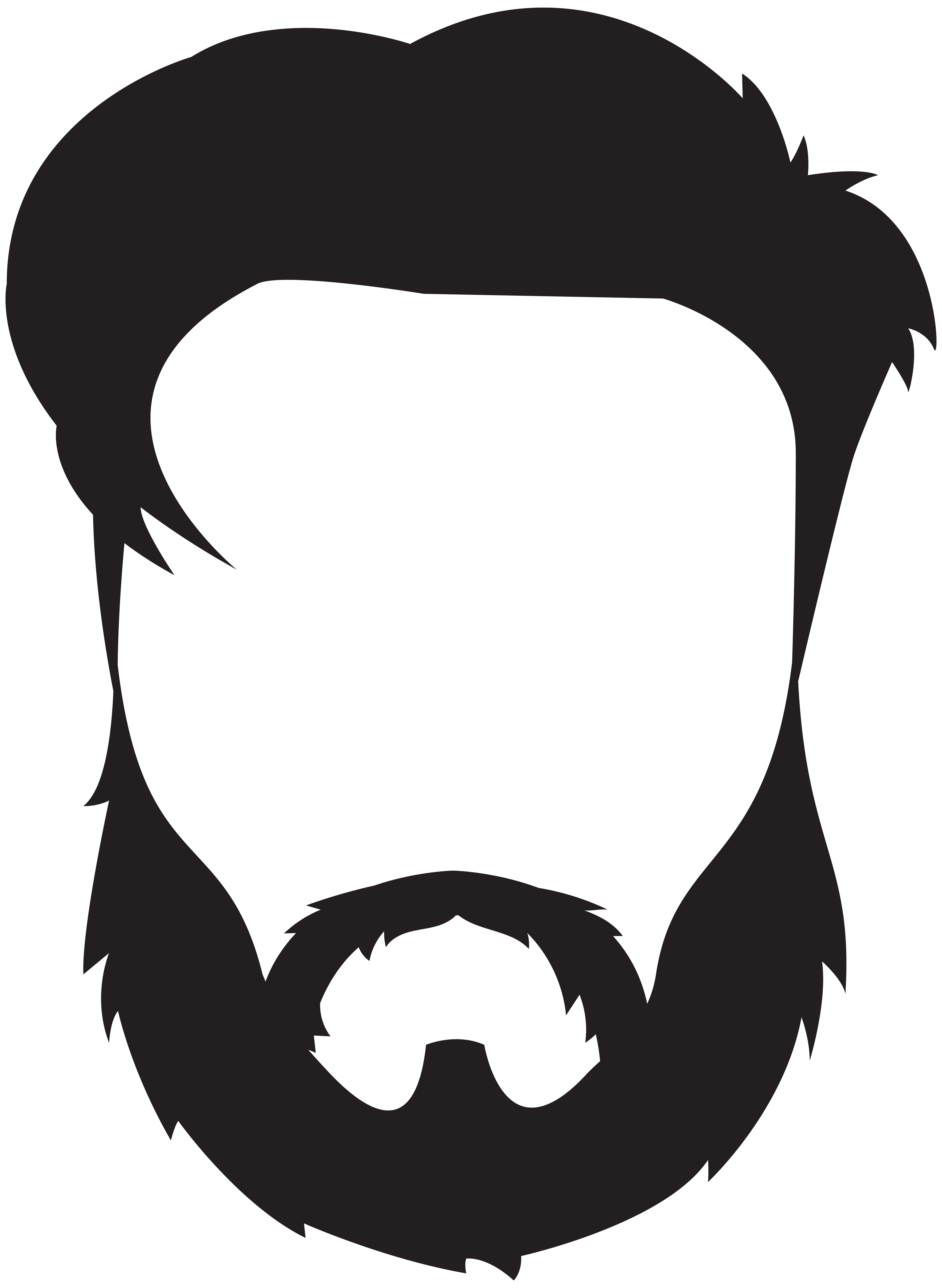 Man With Beard Png - Man Hair Beard Mustache PNG Clip Art Image | Gallery Yopriceville ...