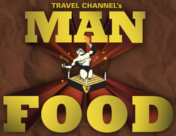 Guy With Food Png - Man v. Food - Wikipedia