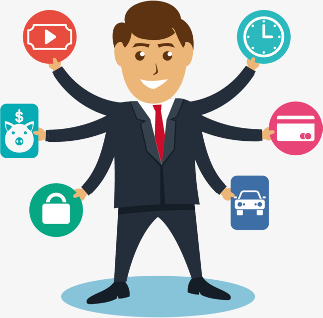 4 Ways To Build A Successful Cash Management Business - Manager Clipart Png  - Free Transparent PNG Clipart Images Download