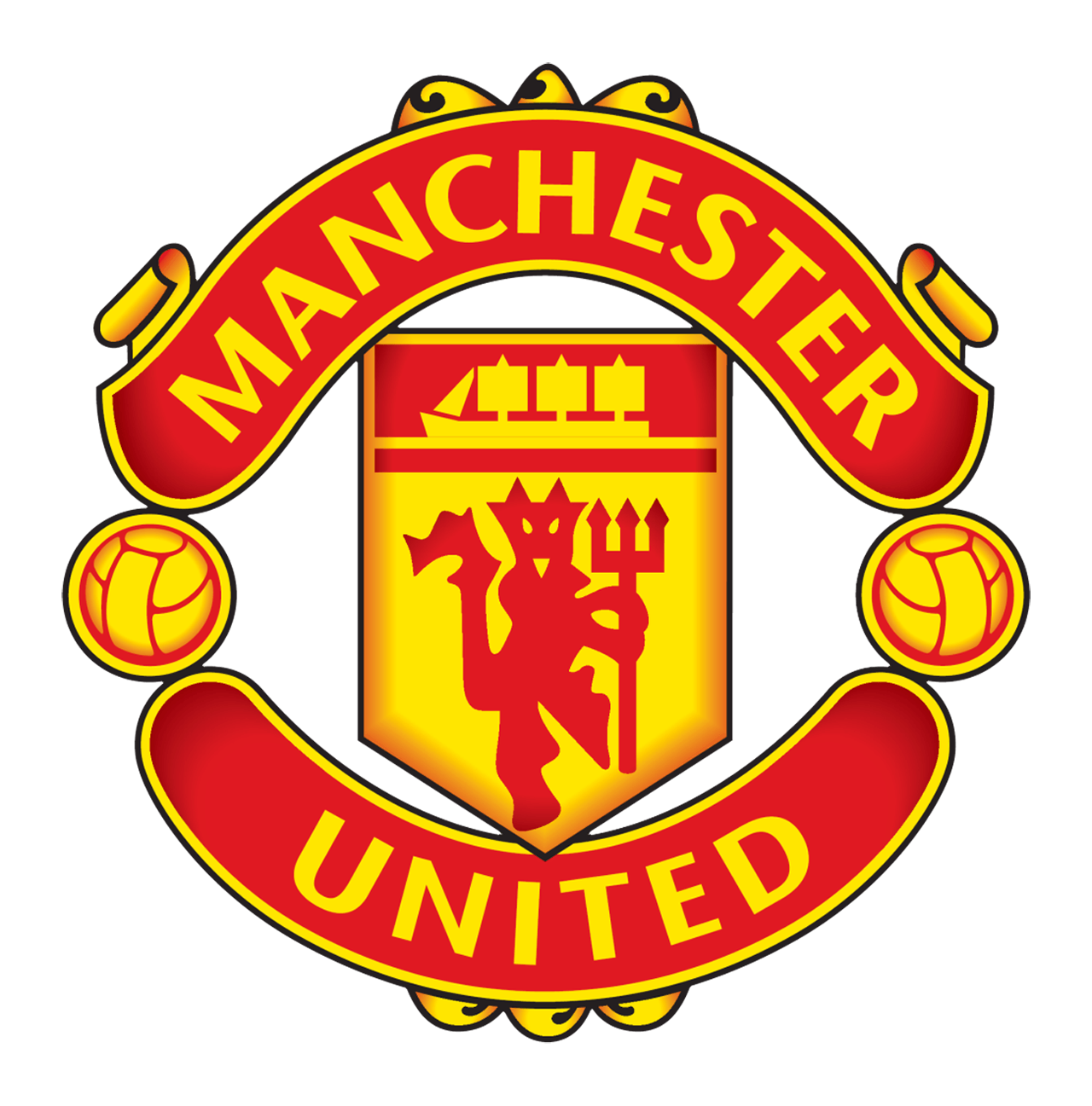 Manchester United Png - Manchester United Logo