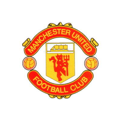 Manchester United Png - Manchester-United@2.-old-logo.png