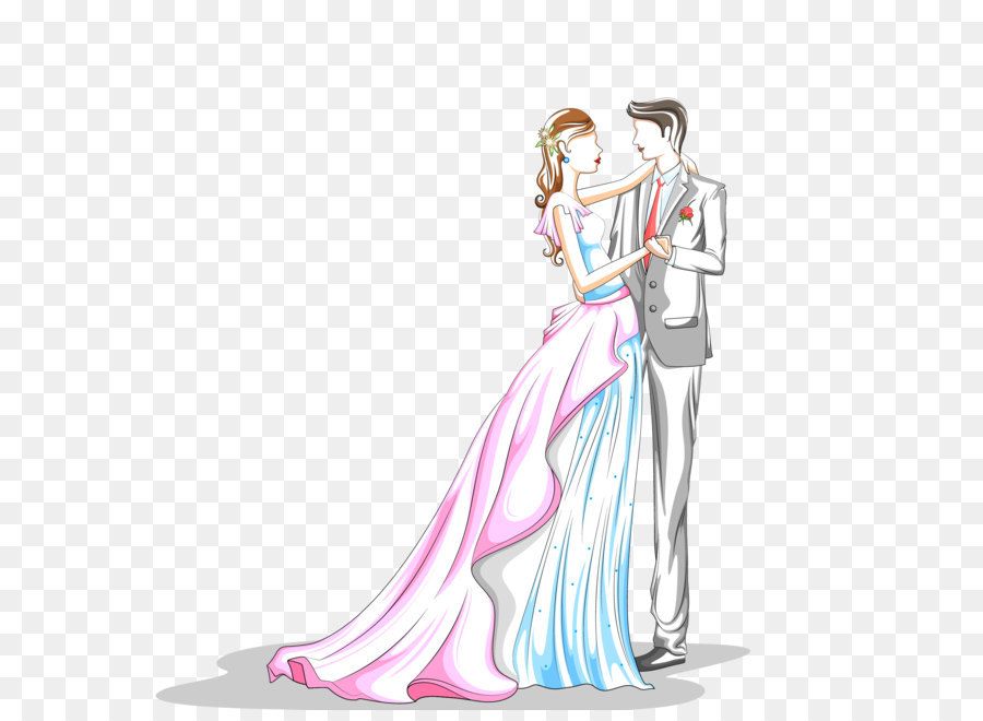 People Getting Married Png - Marriage Bride Icon - Married people png download - 2083*2083 ...