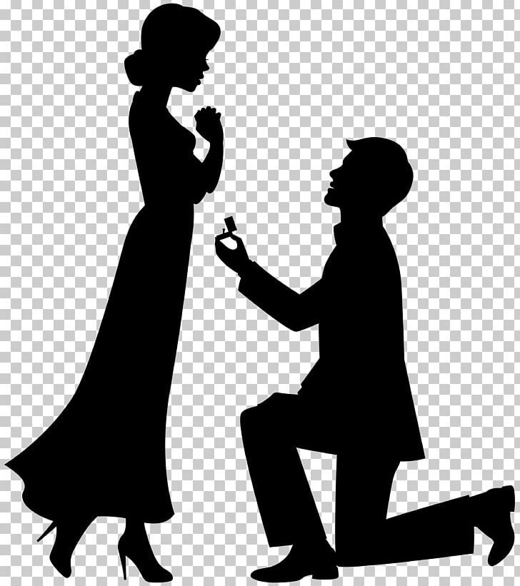 Engagement Proposal Png - Marriage Proposal Drawing Engagement PNG, Clipart, Artwork, Black ...