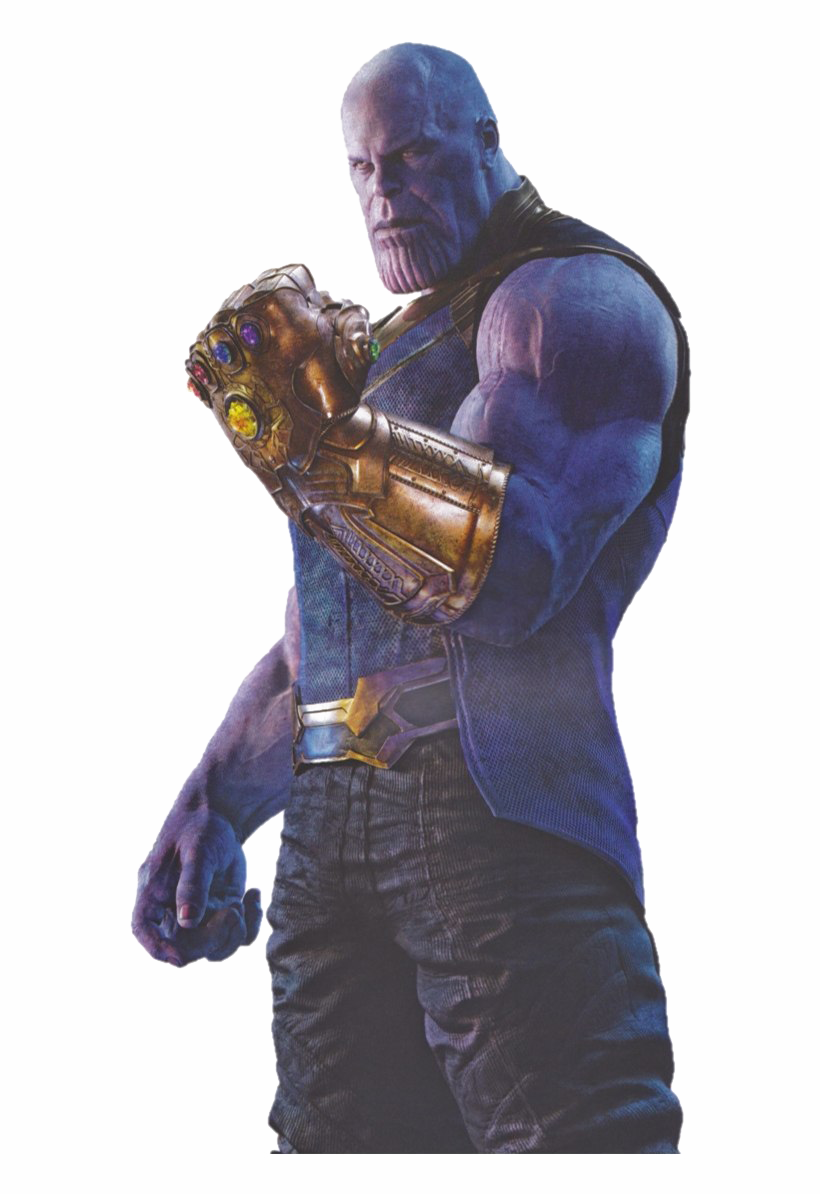 Thanos Png - Marvel Thanos PNG File | PNG Mart