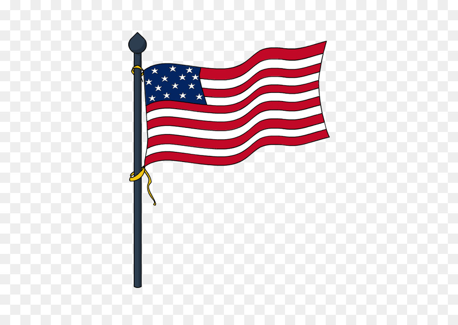 Patriotic memorial day. Flag of the united