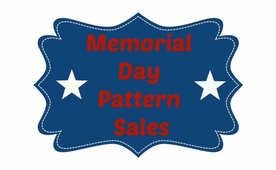 Memorial Day Banner Png - Memorial Day Sales Roundup Pattern Revolution - Wonder Woman Logo ...