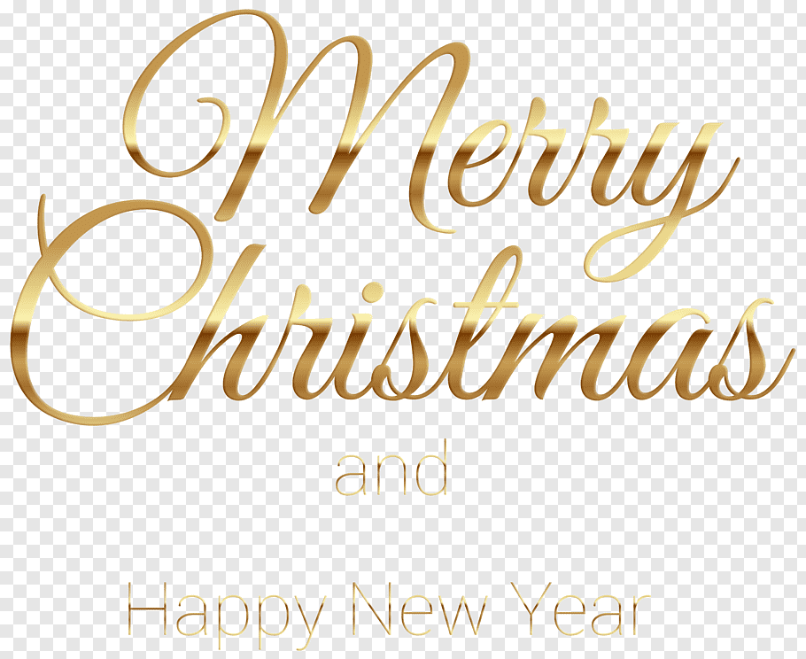 merry christmas and happy new year poste 2025941 png images pngio pngio com