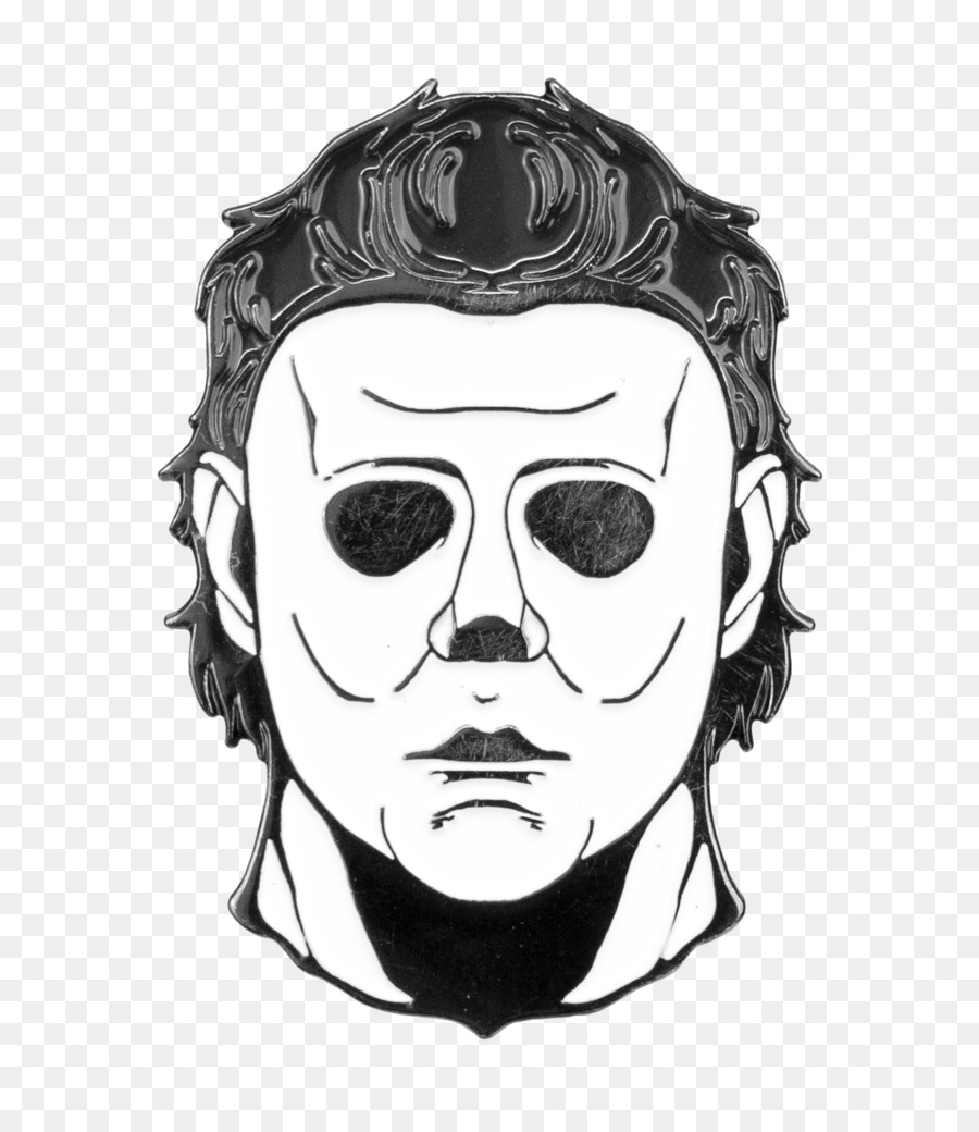 Michael Myers Mask Vector Free Michael Myers Mask Vector Png Transparent Images 45338 Pngio
