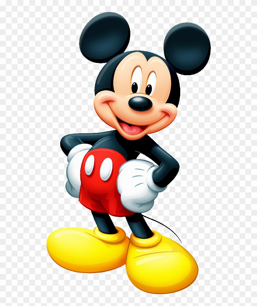 Mickey Clipart - Mickey Clipart Wreath - Disney Mickey Mouse - Png Download ...