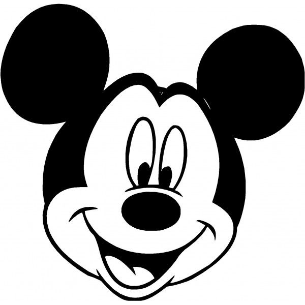 Mickey Clipart - Mickey Mouse Clip Art Silhouette Clipart Panda Free Clipart Images ...