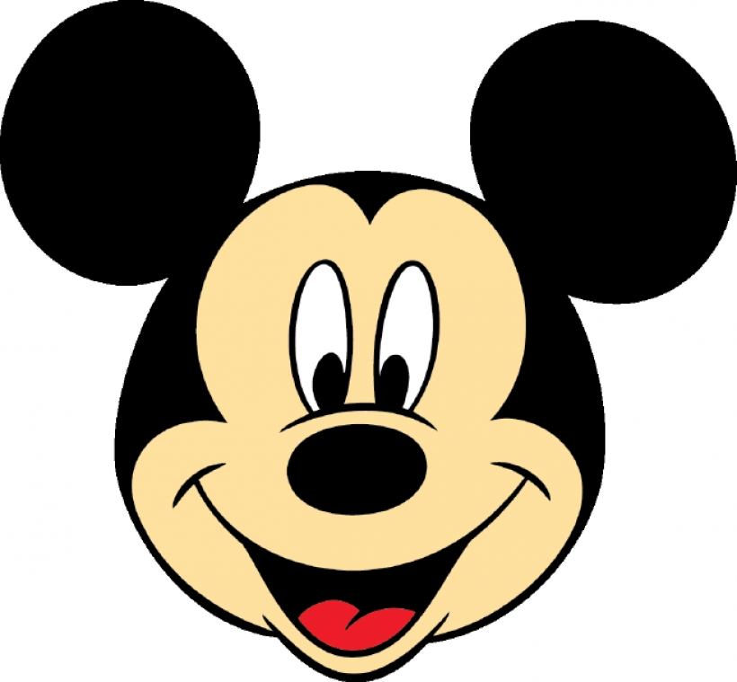 Mickey Mouse Head - Mickey Mouse Head Clipart Occasions - Clipart1001 - Free Cliparts
