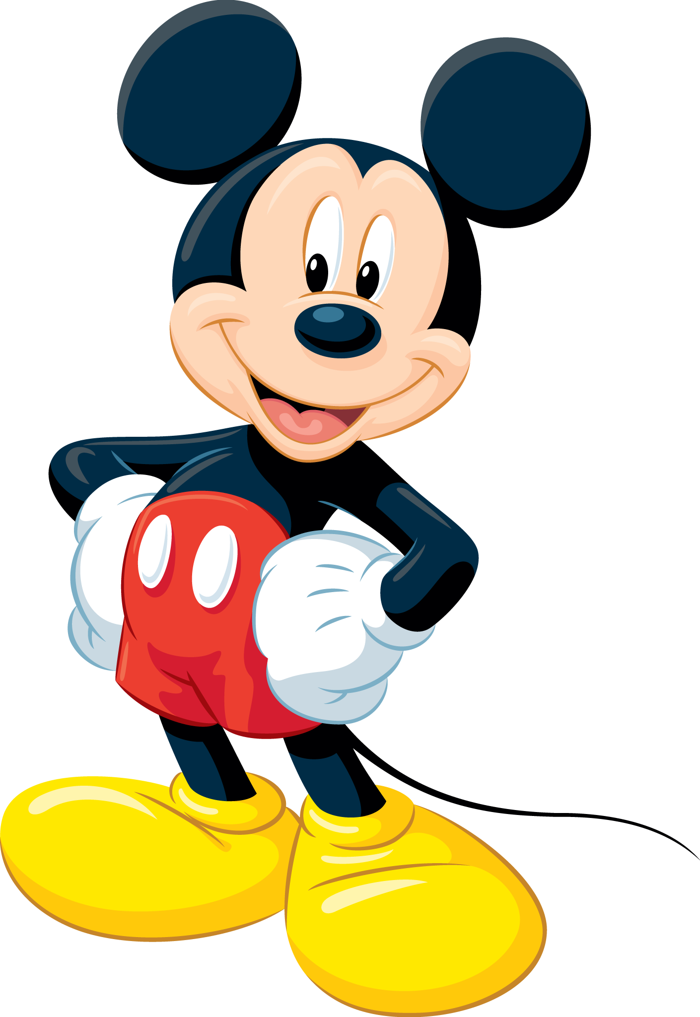 Mickey Mouse Png - Mickey Mouse