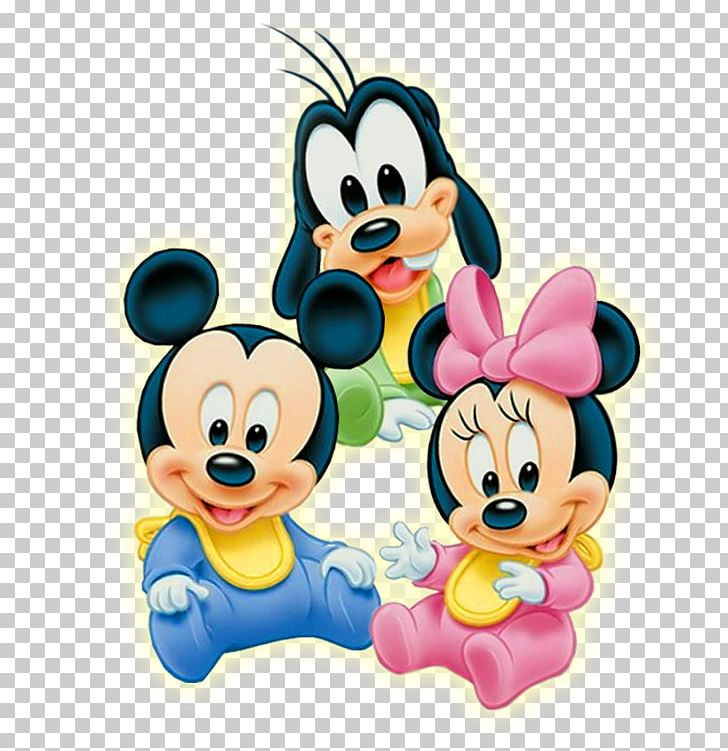 Baby Mickey Mouse Png - Mickey Mouse Minnie Mouse Daisy Duck Baby Shower Infant PNG ...