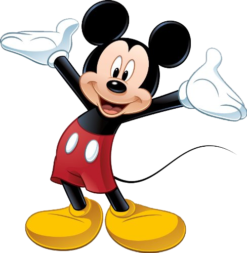 Mickey Mouse Png - Mickey Mouse PNG HD