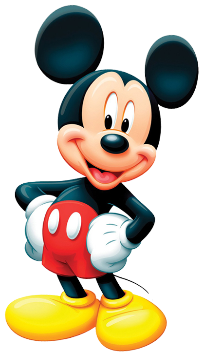 Mickey Mouse Png - Mickey Mouse PNG