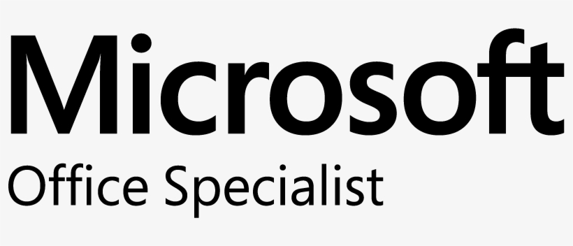 Microsoft Office Specialist Png - Microsoft Office Specialist - Microsoft Office Transparent PNG ...