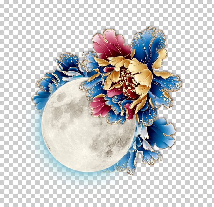 Festival Of The Flowers Png - Mid-Autumn Festival Blue Flower PNG, Clipart, Adob, Banner, Banner ...
