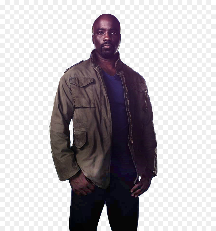 Luke Cage Png - Mike Colter Luke Cage Netflix Television show Marvel Studios ...