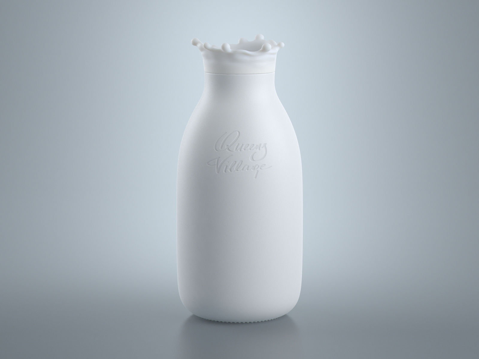 Milk Bottle Design Png - Milk Bottle Concept on Packaging of the World - Creative Package ...