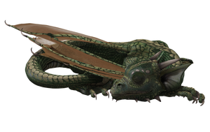 Dragon Png - Millennium Hatchling Dragon 11 by Free-Stock-By-Wayne