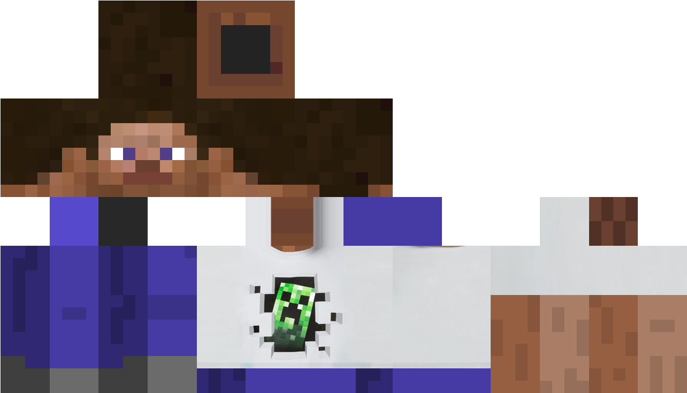 Minecraft Png Skins Minecraft Hd Skins 1171229 Png Images Pngio