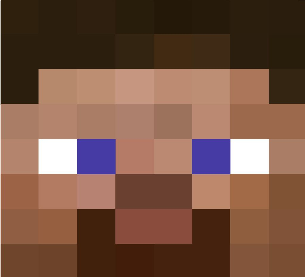 Minecraft Head Png Free Minecraft Head Png Transparent Images 84390 Pngio