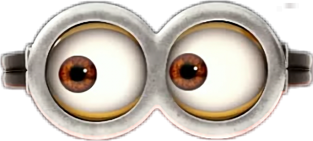photograph about Free Printable Minions Eyes named Minion Eyes Png Absolutely free Minion Eyes.png Clear Pictures