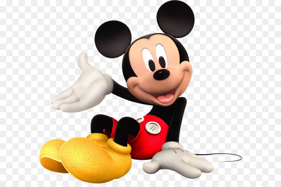 Minnie Mouse And Mickey Mouse Png Downlo 679481 Png Images Pngio