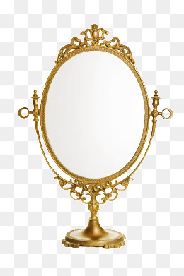 Mirror Border Golden Mirror Frame Png 18146 Png Images Pngio