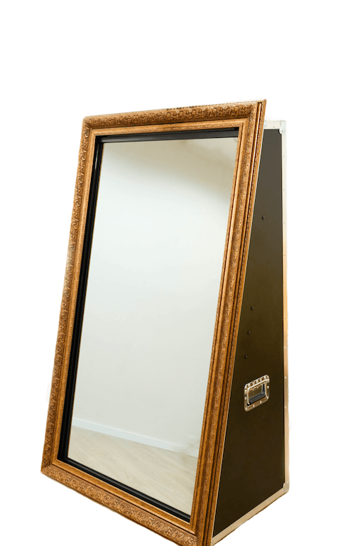 Mirror Image Png - Mirror Photo Booth — Blue Wren