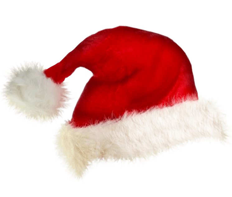 Santa Hat Png No Background For Word & Free Santa Hat No Background
