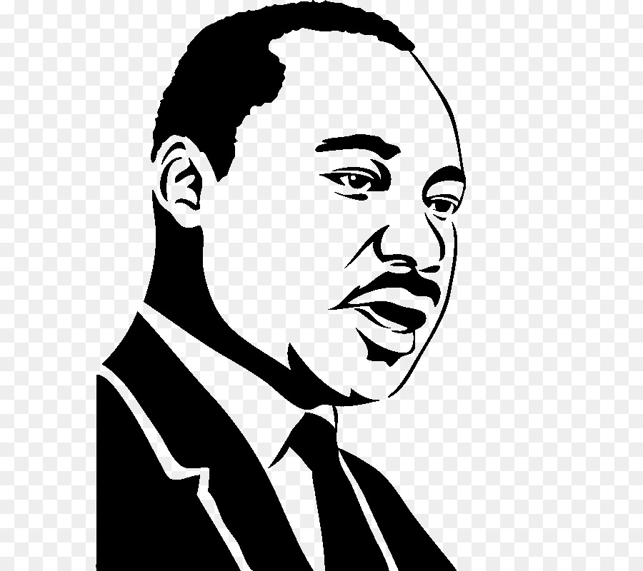 Martin Luther King Jr Day Png - mlk png download - 800*800 - Free Transparent Martin Luther King ...