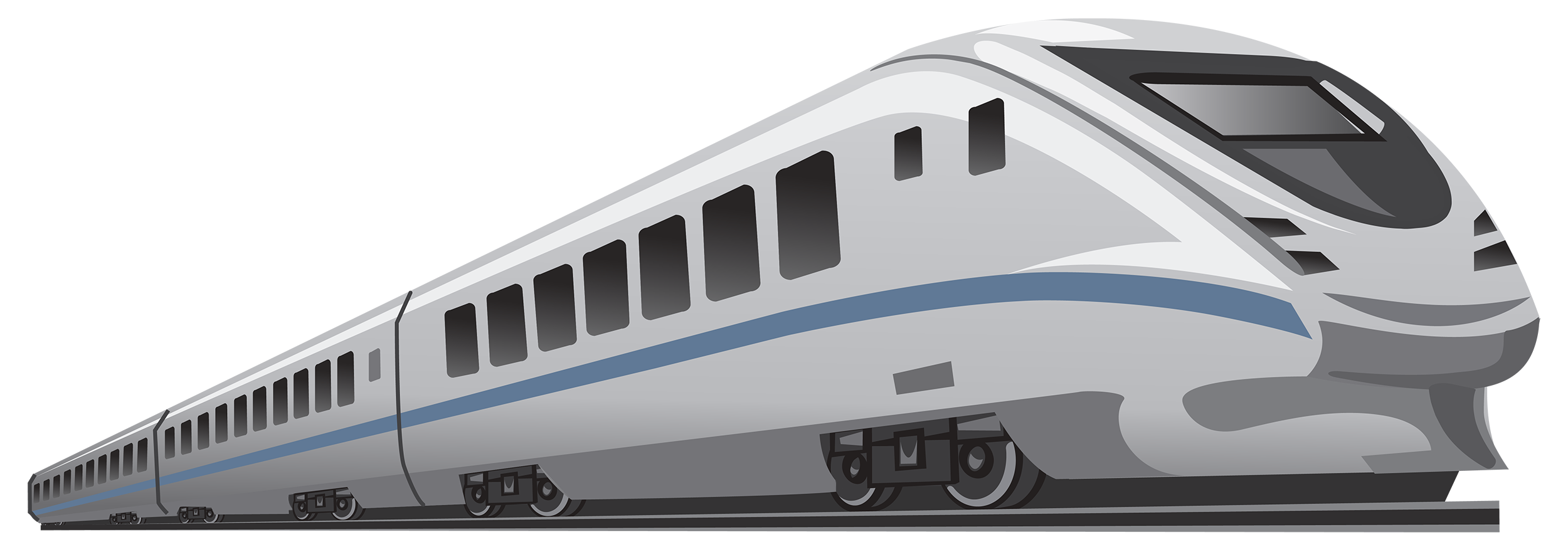Trains Png - Modern Train PNG Clipart - Best WEB Clipart