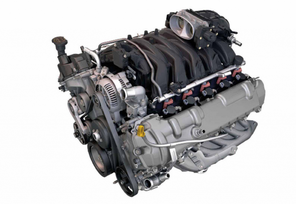 V10 Engine Png - Modular Misfit: The Forgotten Ford V10   The Daily Drive ...