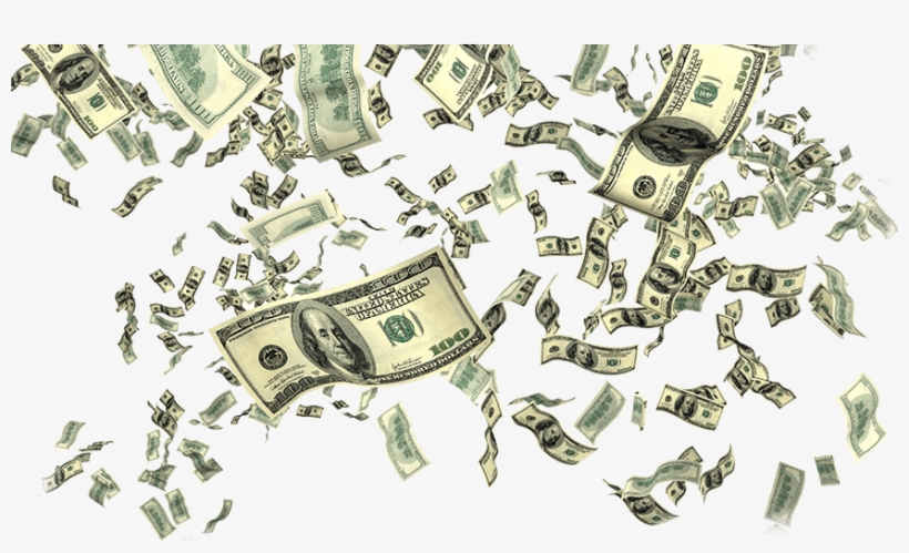 Money Background Pictures Png - Money - Money Falling Without Background PNG Image | Transparent ...